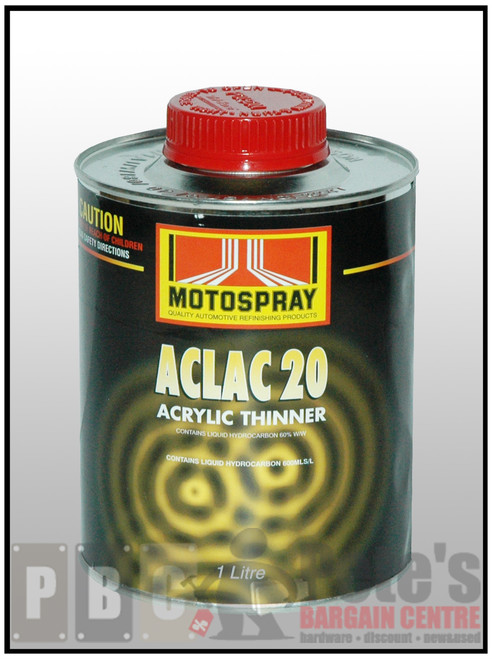ACLAC 20   1 Litre Can