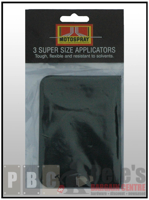 APPLICATORS Pack of 3