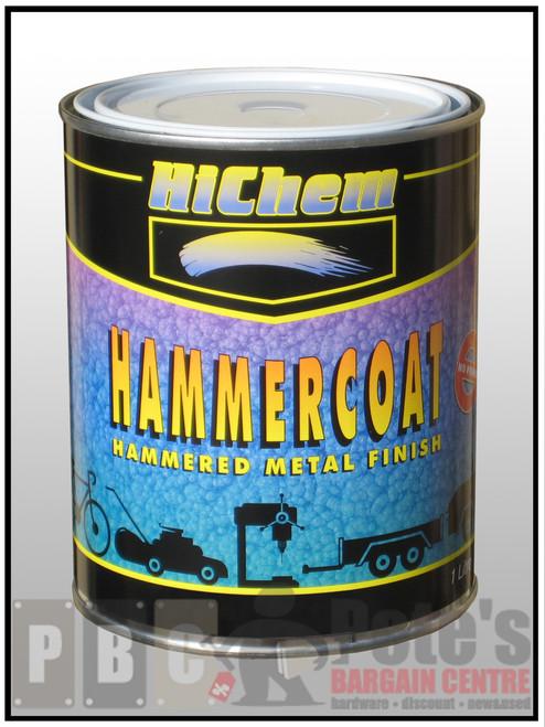 HAMMERCOAT Green 1 Litre Can 1 L