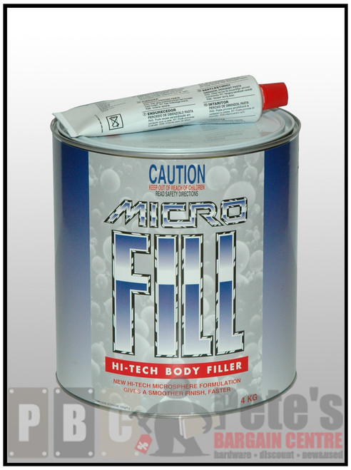 MICROFILL 4kg Can
