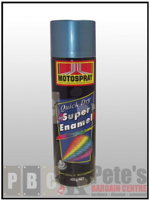 QUICK DRY SUPER ENAMELS ***Aerosol *** Blue Grey N53