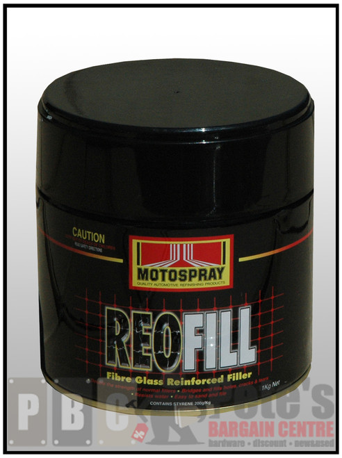 REOFILL  1kg Can