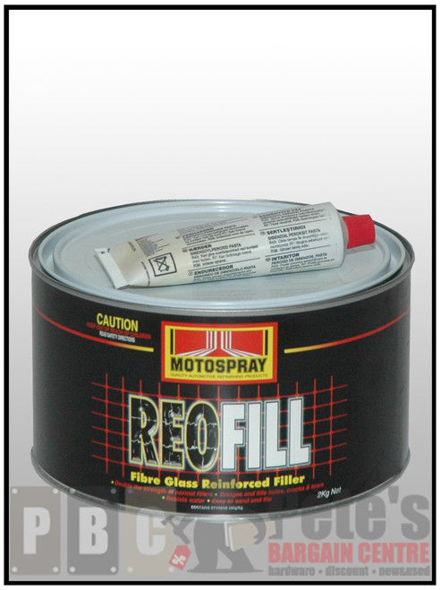 REOFILL  2kg Can