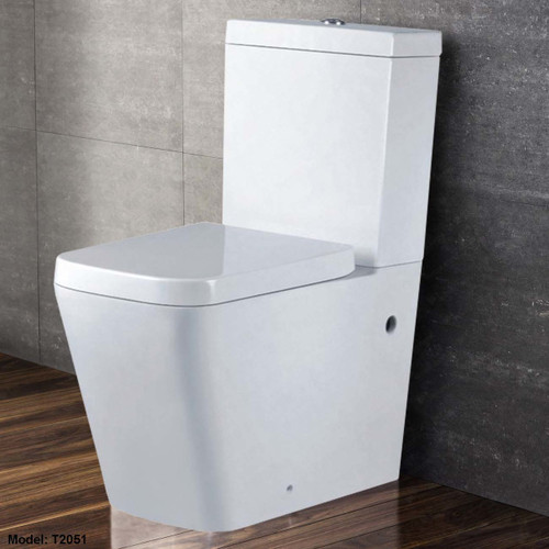 *Designer Range* Wall Facing Toilet Suite 2051