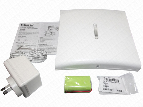 DSC Neo PowerG wireless repeater security