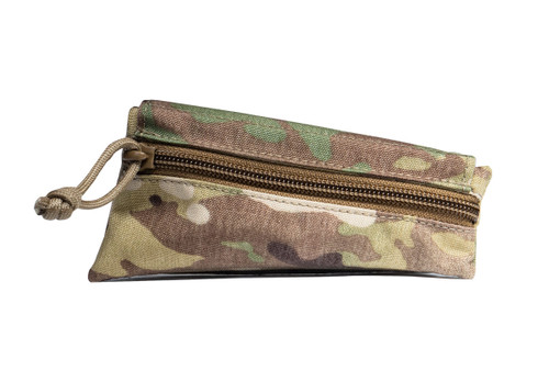 Crye Multicam Canvas AK74 Triangle Stock Pouch