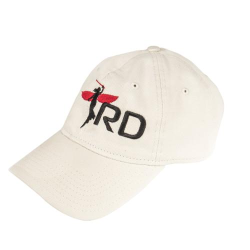RD Logo Hat Discrete Tan