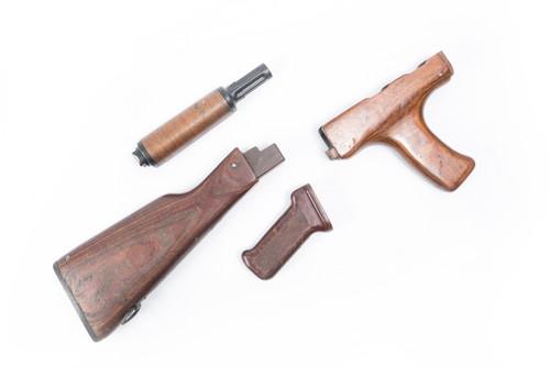 AKM Wood Furniture Set with Dong Handguard