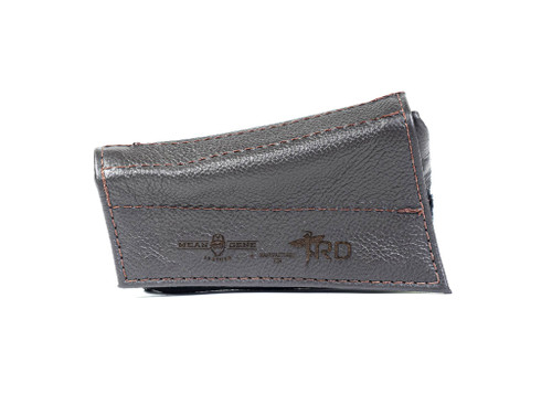 Limited Edition Leather Triangle Stock Pouch