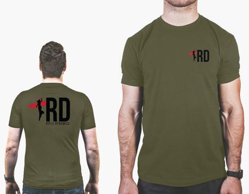 RD Green Logo Shirt