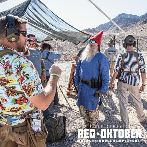 Red Oktober 2021 Shooter Registration