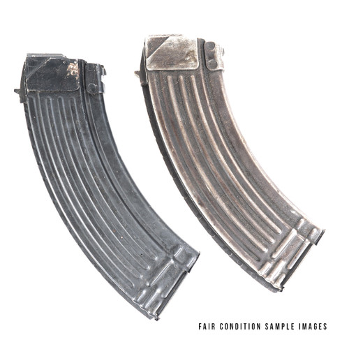 Romanian AK-47 Steel Surplus Magazine