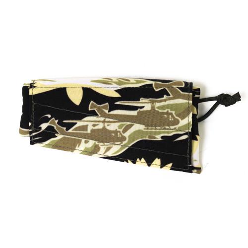Aloha Now Tiger Stripe OTTE Gear x Rifle Dynamics Triangle Stock Pouch