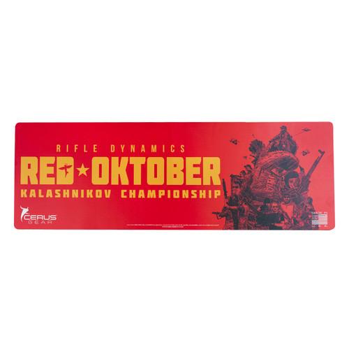 Red Oktober AK Cleaning Mat