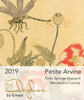Edaphos Alder Springs Vineyard Petite Arvine 2019