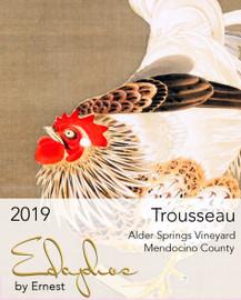 Edaphos Alder Springs Vineyard Trousseau 2019
