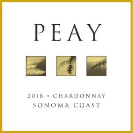 Peay Chardonnay Sonoma Coast  2018