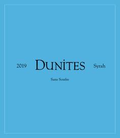 Dunites Syrah Sans Soufre 2019