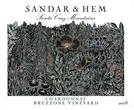 Sandar & Hem Bruzzone Chardonnay 2018