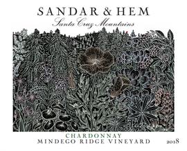Sandar & Hem Mindego Ridge Chardonnay 2018
