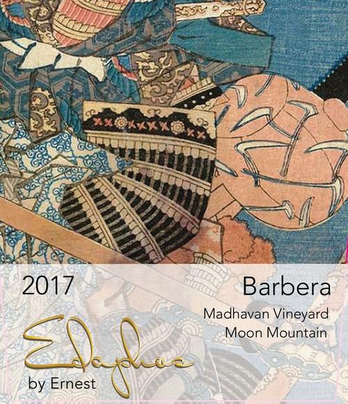 Edaphos Madhavan Vineyard Barbera 2017