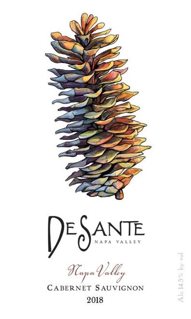 DeSante Cabernet Sauvignon 2018