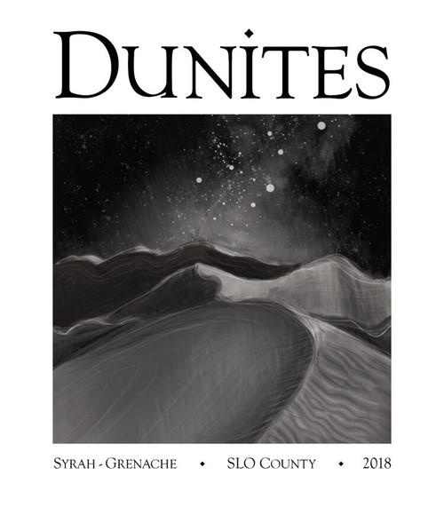 Dunites SLO Coast Syrah-Grenache 2018