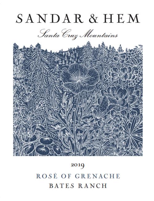 Bates Ranch Rosé 2019