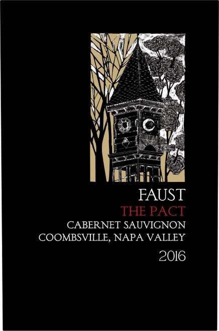 Faust The Pact Coombsville 2016