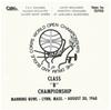 1968 - World Open Class B Championship - Vol. 2