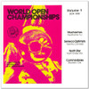 1976 - World Open Championships - Vol. 1
