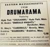 1958 Eastern MASS Drumarama