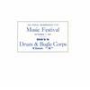 "1958 - CYO Music Festival - Boys Class ""A"""