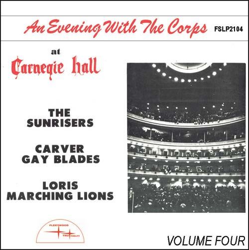 1963 - An Evening With the Corps - Vol. 4