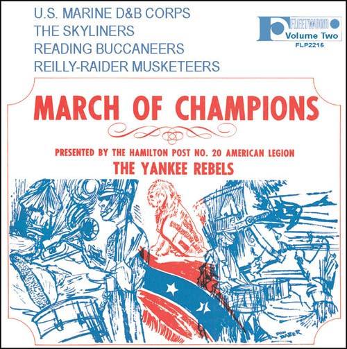 1968 - March of Champions - Vol. 2