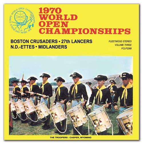 1970 World Open - Vol. 3
