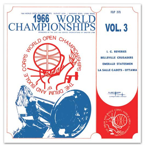 1966 - World Open Championships - Vol. 3
