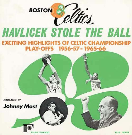 Havlicek Stole The Ball