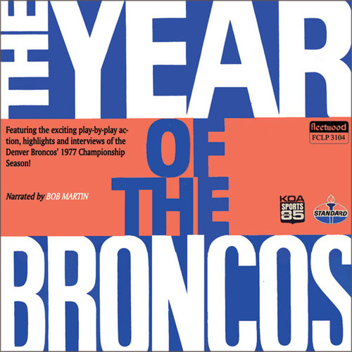 The Year of the Broncos