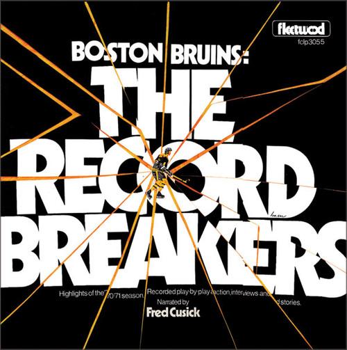 Boston Bruins : The Record Breakers