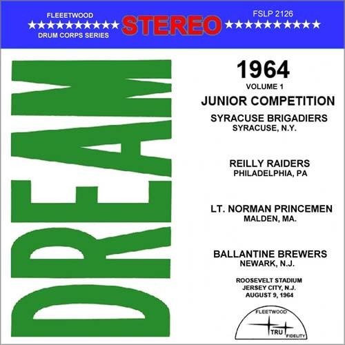 1964 National Dream - Vol. 1