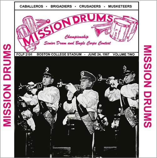 1967 - Mission Drums - Vol. 2