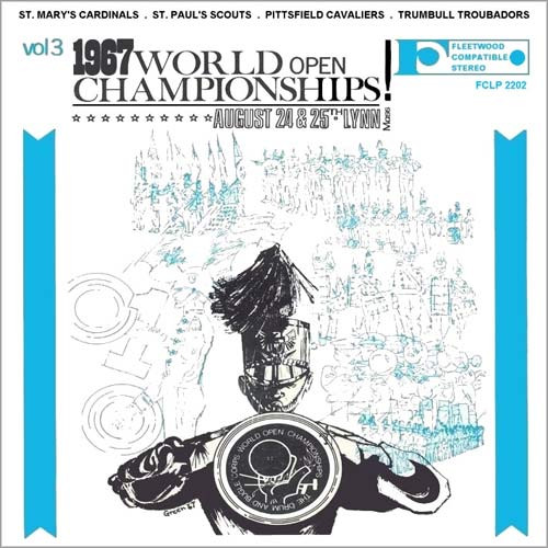 1967 World Open Championships - Vol. 3
