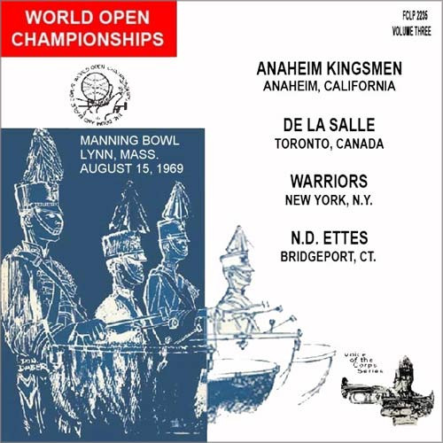 1969 World Open - Vol. 3