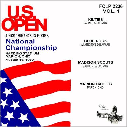 1969 U.S. Open - Vol. 1