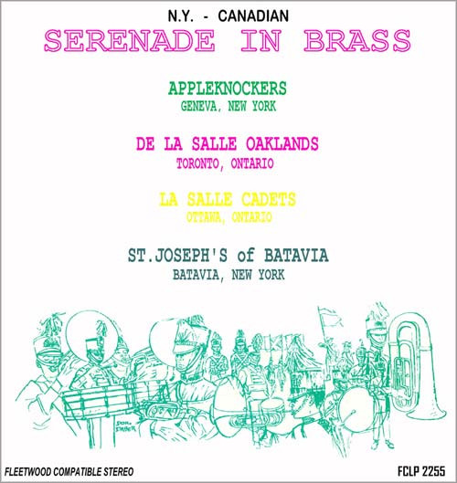 1970 Serenade In Brass