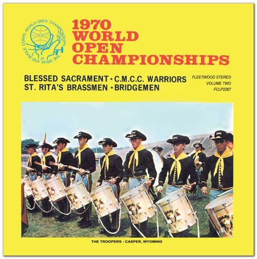 1970 World Open - Vol. 2