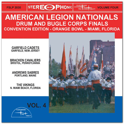 1960 American Legion Nationals - Vol. 4
