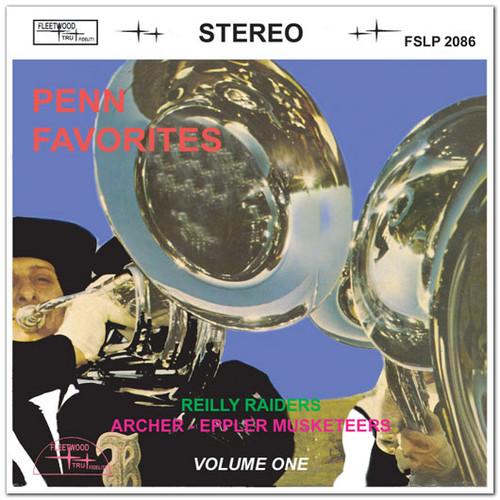 1962 - Penn Favorites - Vol. 1