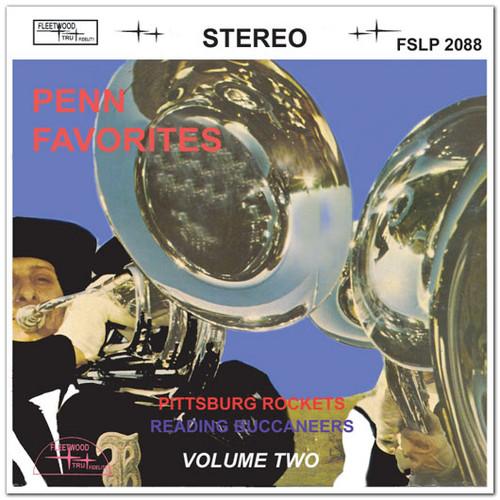 1962 - Penn Favorites - Vol. 2